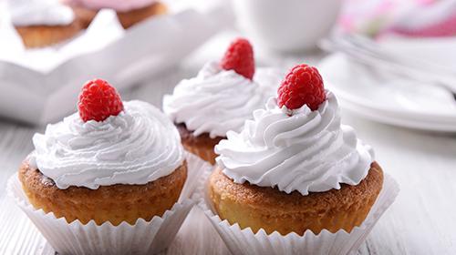 Alpaka Cream Cupcakes