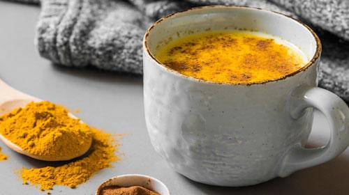 TASTY Goldene Milch